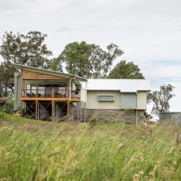 Eschol Ridge House