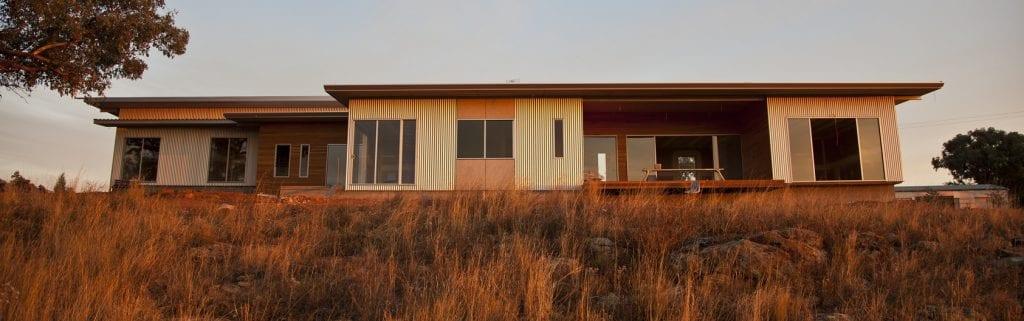 Hot Climate Home Design