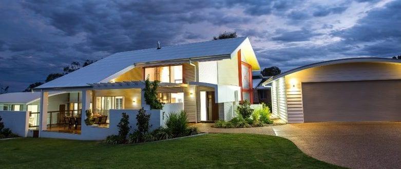 Solar Passive Home